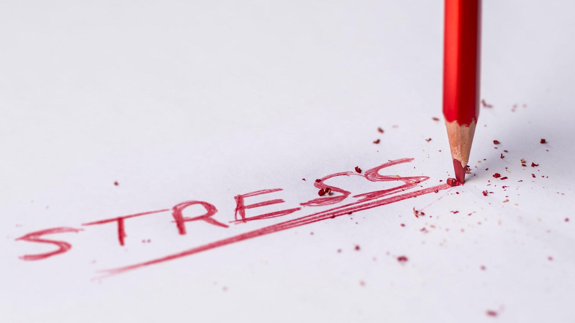 stormpsykologi stress billede
